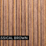 triibuvineer classical brown